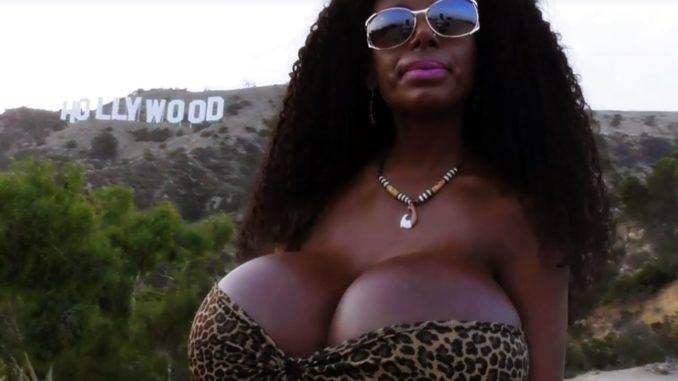 Martina Big will den Busen-Weltrekord 20 Liter pro Brust und eine braune Haut