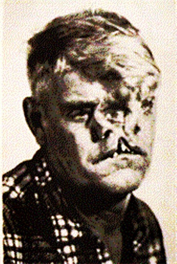 Bill Durks Der Mann mit den 3 Augen