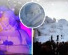star wars schnee skulpturen snow festival japan
